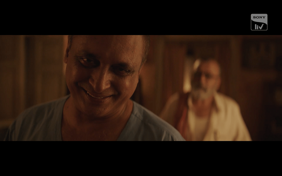 Piyush Mishra has a brief but important appearance in the series.
