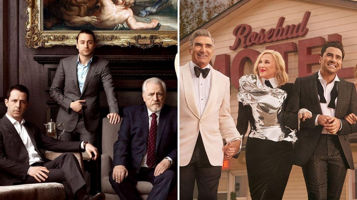 Emmys 2020: 'Succession', 'Schitt's Creek' Sweep Major Awards