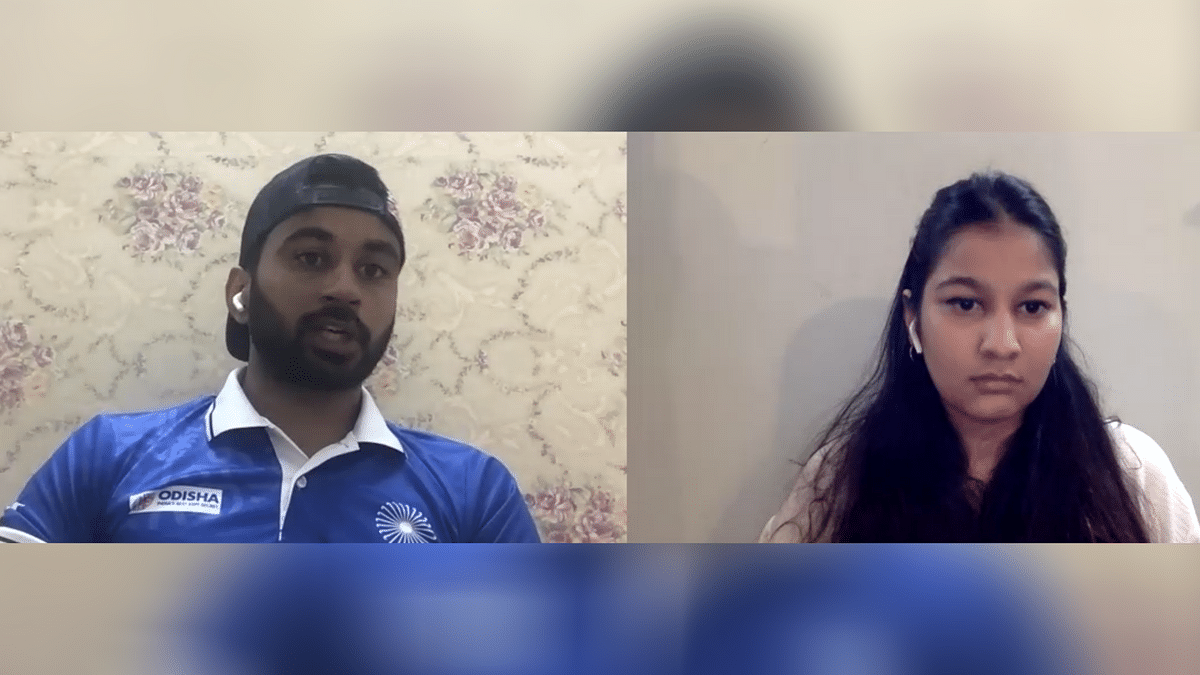 Indian hockey captain Manpreet Singh shares his experience of recovering from coronavirus.