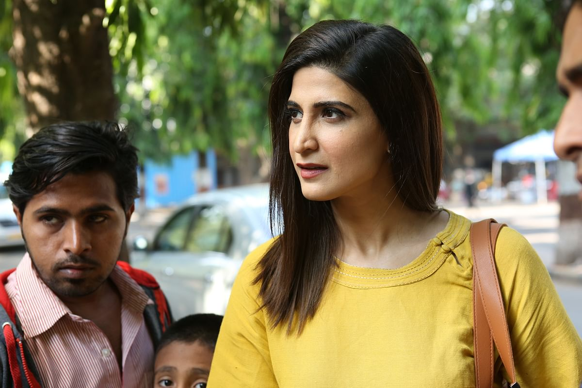 Aahana Kumra is in terrific form in Rules Of The Game.