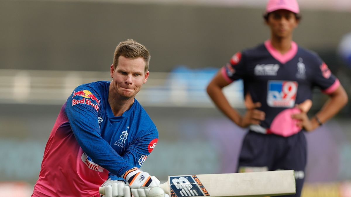 IPL 2020: RR's Steve Smith Wins Toss, Elects to Bowl  First vs KKR