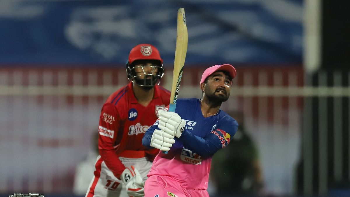Rajasthan Royals beat Kings XI Punjab.