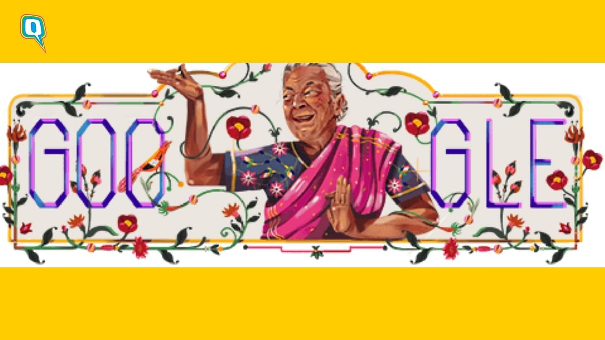 Google Doodle Remembers Bollywood Actor And Dancer Zohra Sehgal