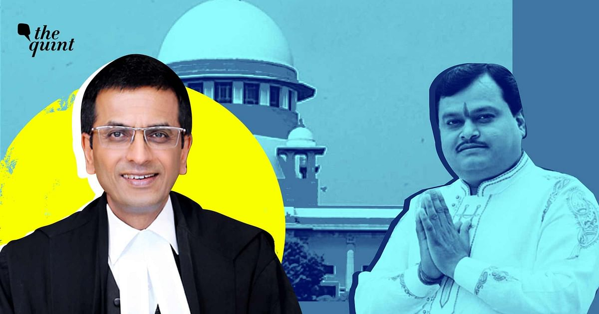 Tarring of a Community is Hatred: Justice Chandrachud to Chavhanke
