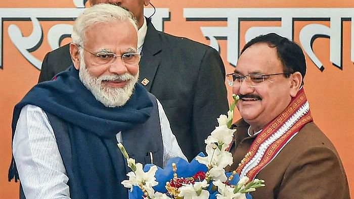 Bihar Election 2020: Big Test Awaits BJP Chief Jagat Prakash Nadda