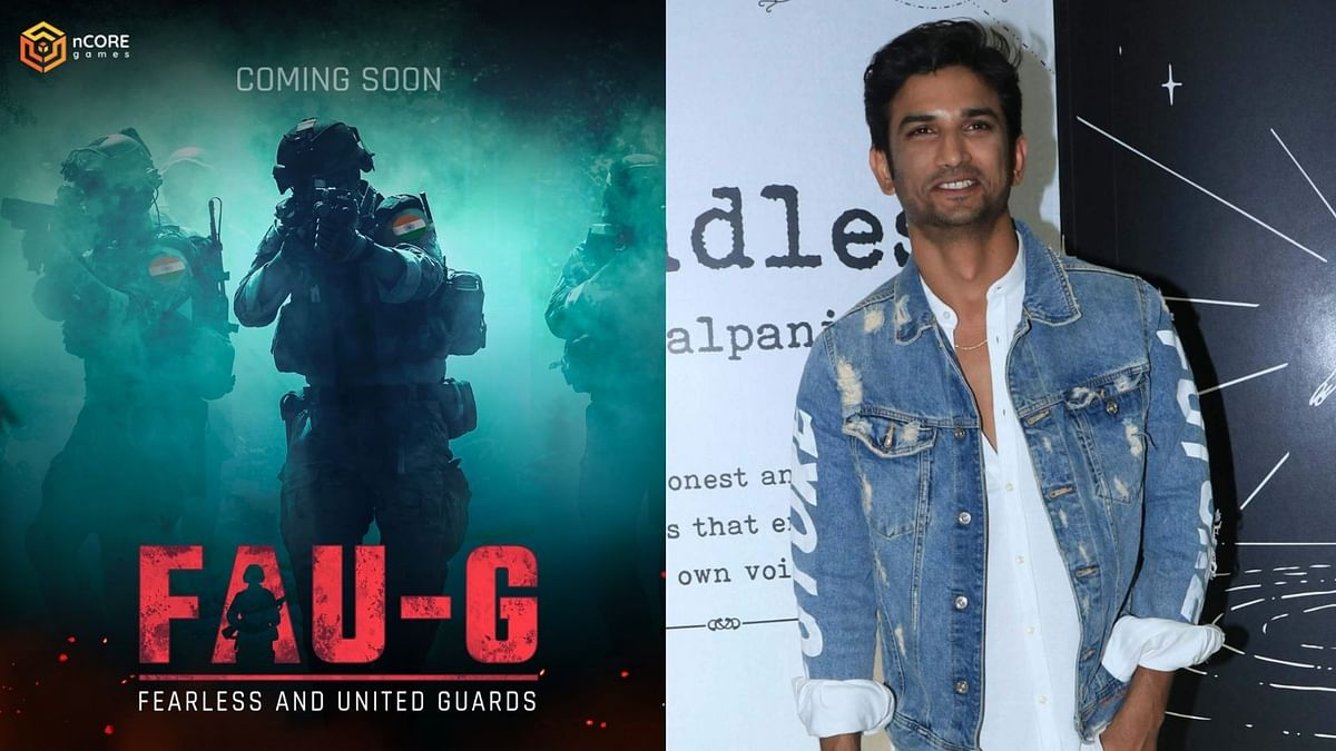 FAU-G was not conceptualised by Sushant Singh Rajput clarifies the game developers.