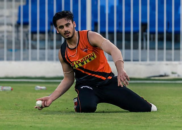 """Former all-rounder Irfan Pathan called Abdul Samad a """"player to watch out for in IPL 2020""""."""