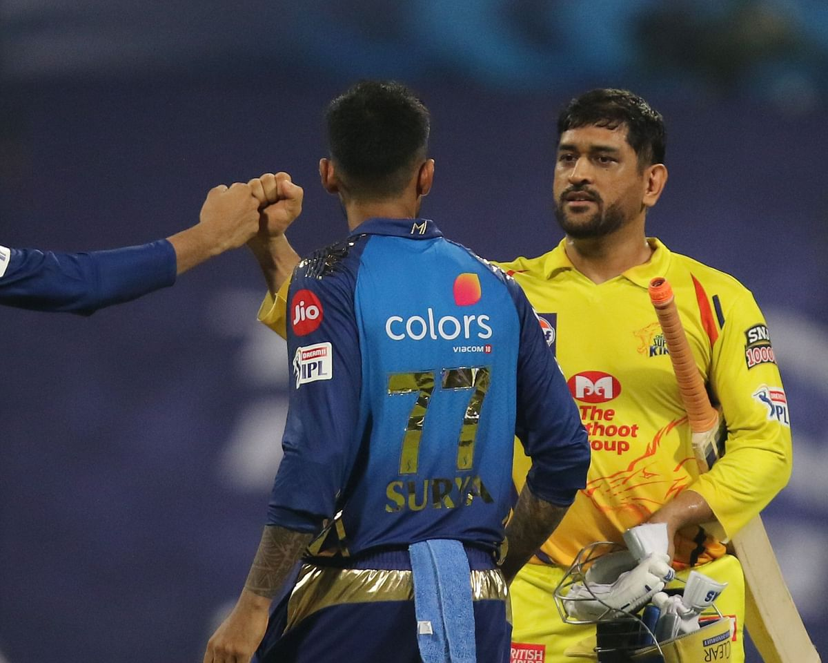 IPL 2020: MS Dhoni-led Chennai Super Kings beat Mumbai Indians by 5 wickets in the season opener.
