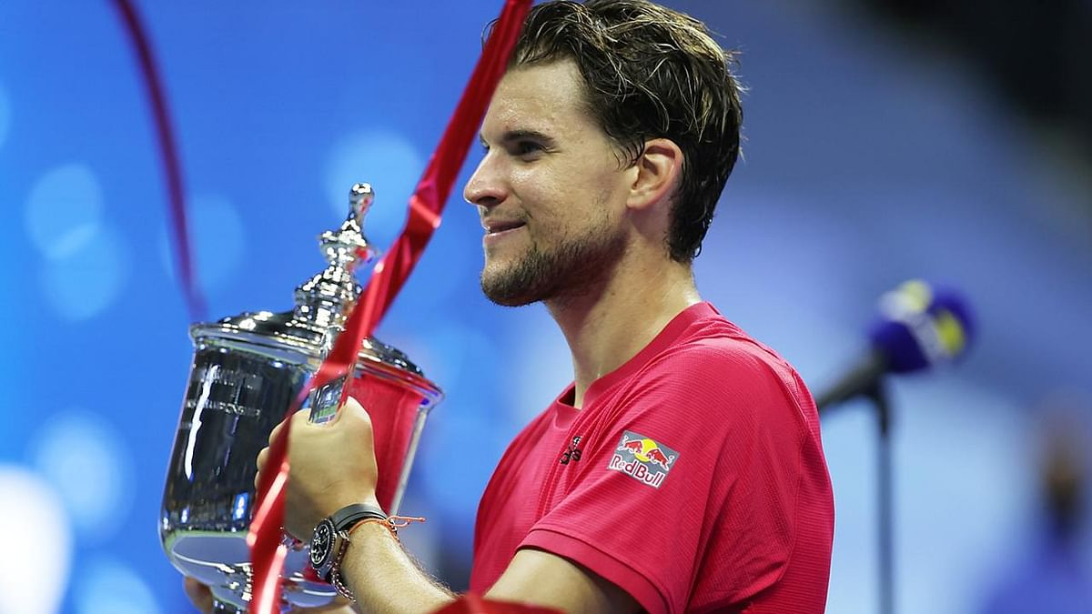 Dominic Thiem Scripts Stunning Comeback Win For  US Open Crown