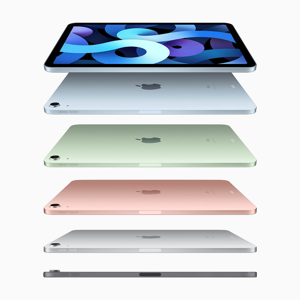 Apple Launches New iPad Air  With A14 Bionic Chip, iPad 8th Gen