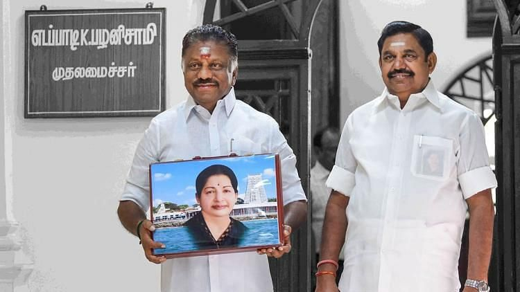 AIADMK to Announce Tamil Nadu CM Candidate on  7 October