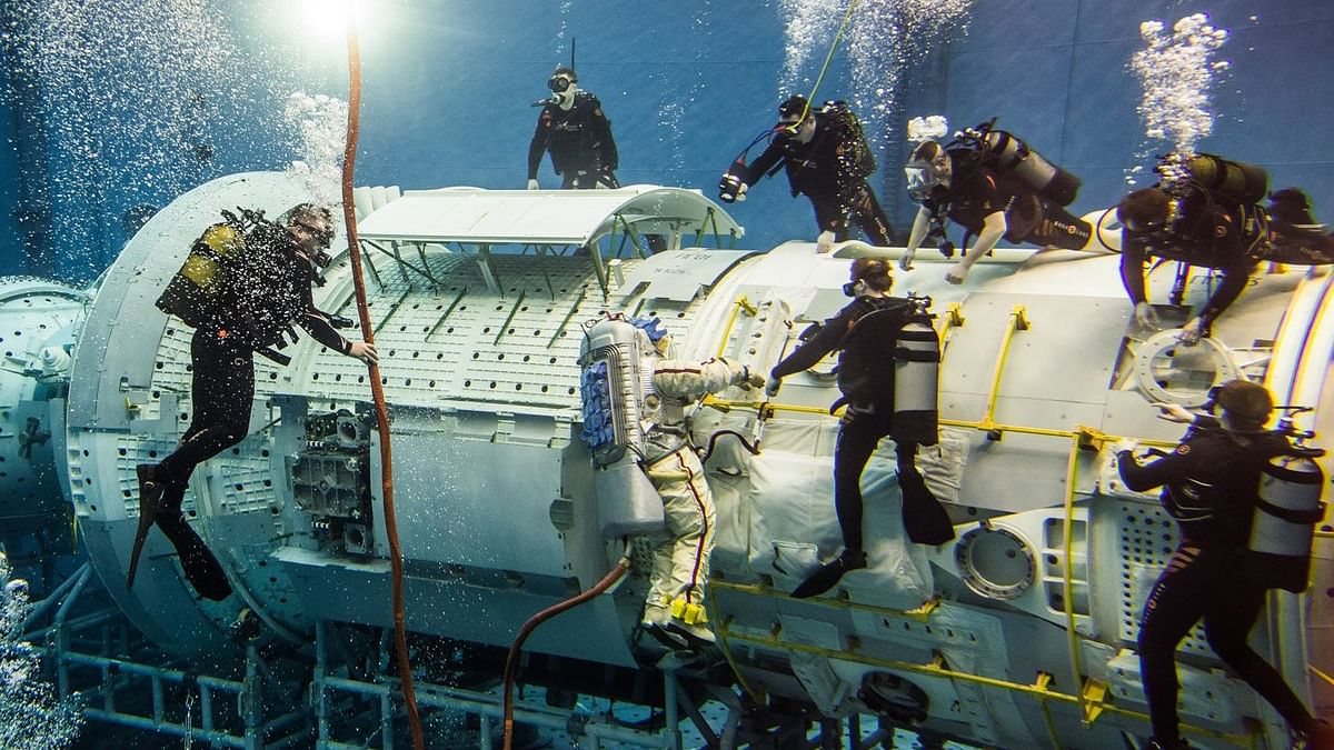 Mission Gaganyaan: Training India's Astronauts for Space Travel