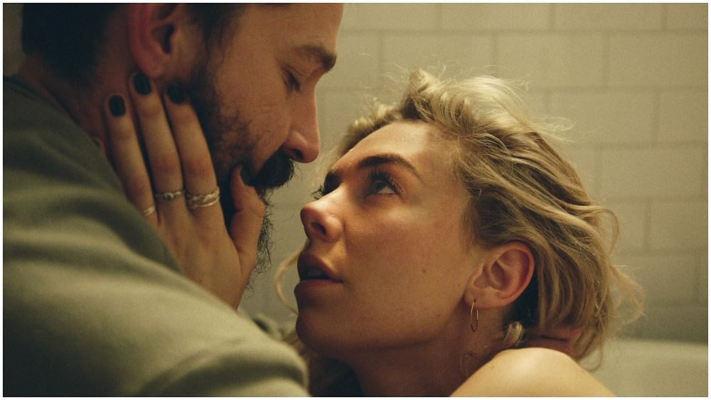 The Crown's  Vanessa Kirby in 'Pieces of a Woman'.