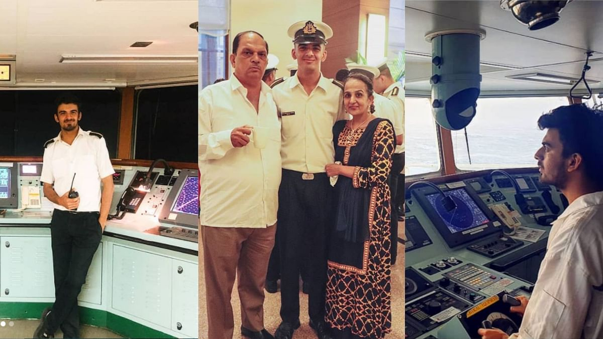 Harassed by Chief Officer: Alleges Missing Sailor Dhananjay's Kin