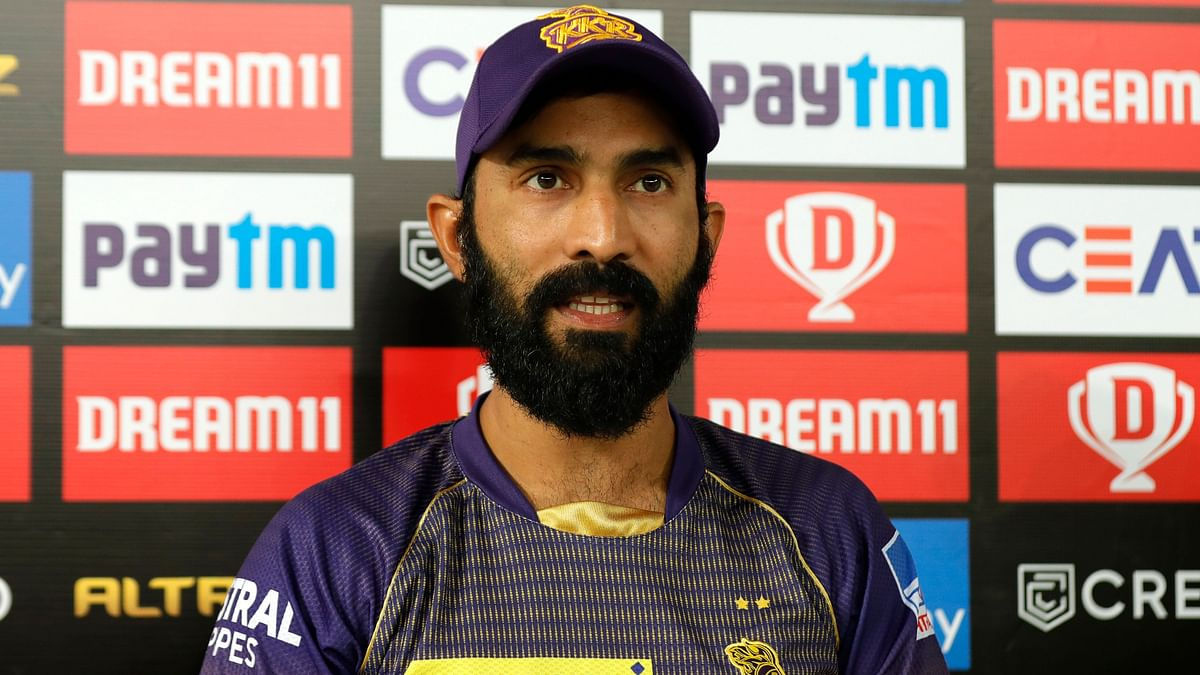 Dinesh Karthik 'Very Happy' to See Mavi & Nagarkoti Among Wickets