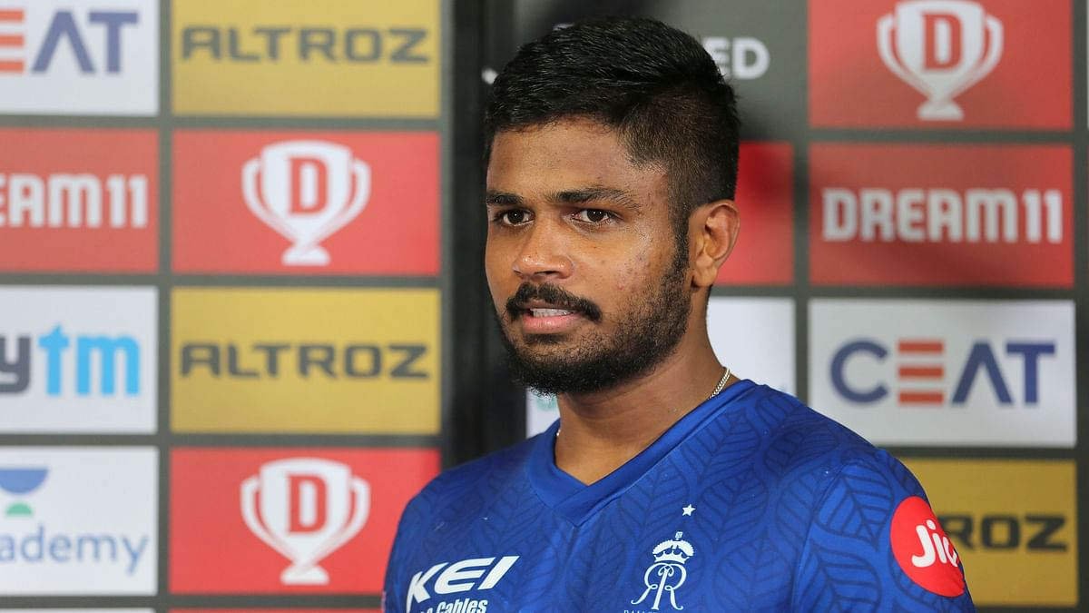 Sanju Samson On Batting With Tewatia & Why Coach Sent Him at 4