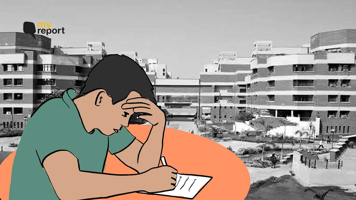 A GGSIPU student writes about the problems students are facing due to the college's sudden decision to take offline exams.