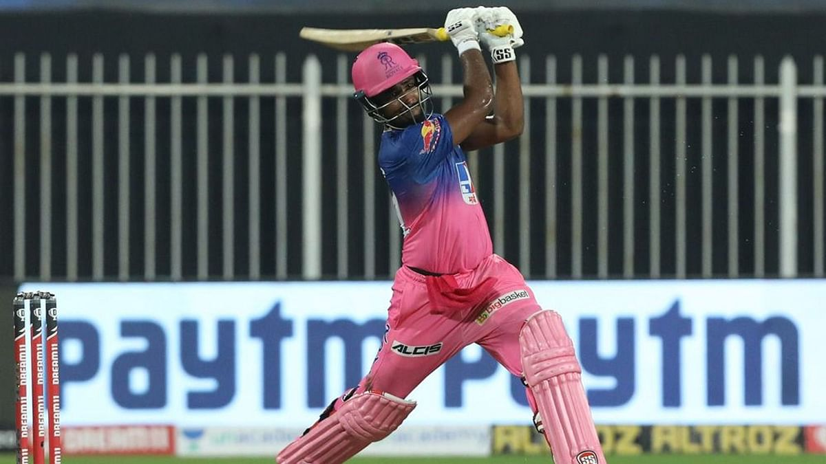 Congress MP Shashi Tharoor wrote after Sanju Samson's 85-run knock that the youngster would be the next MS Dhoni.