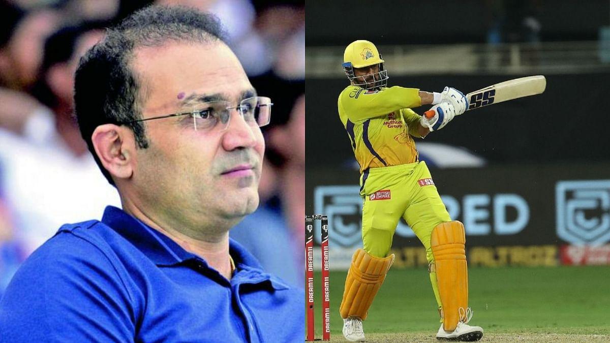 Virender Sehwag had said that Chennai Super Kings batsmen simply didn't get going in their match against Delhi Capitals.