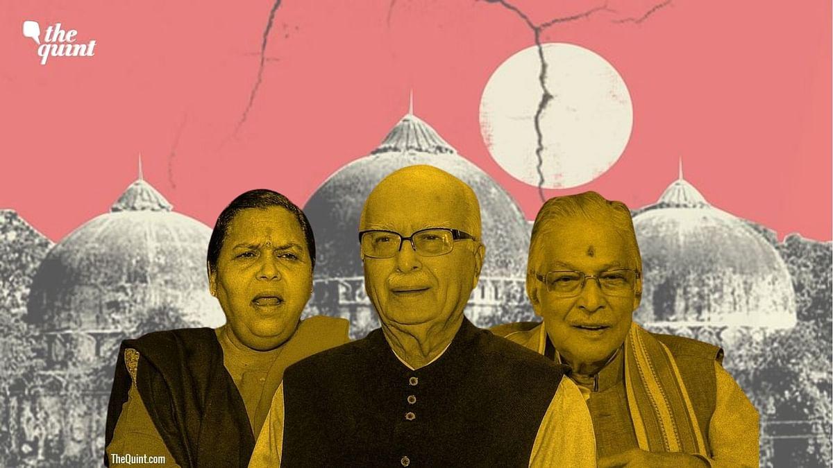Babri Masjid Demolition Case LIVE News Updates