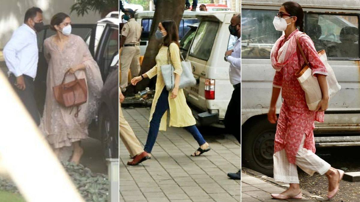 Deepika Padukone, Sara Ali Khan and Shraddha Kapoor have been questioned by the NCB.