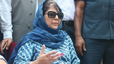 'Detention Can't Be Forever': SC on Mehbooba Mufti Case