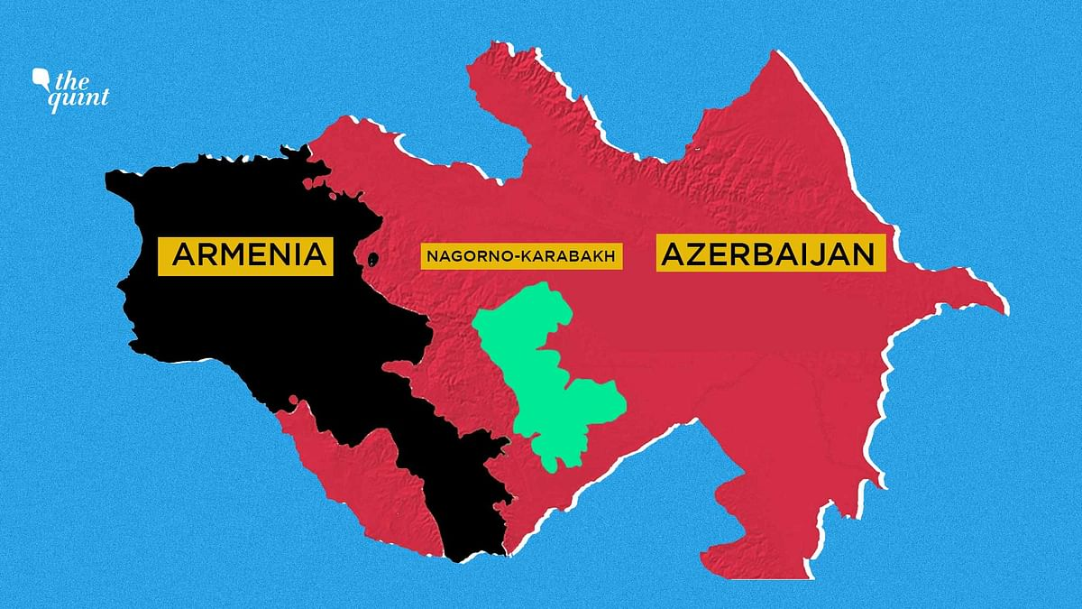 Fresh clashes have erupted over the longstanding Nagorno-Karabakh dispute since Sunday.