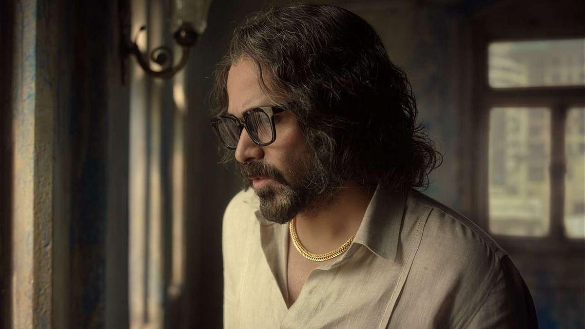Emraan Hashmi in 'Harami'.
