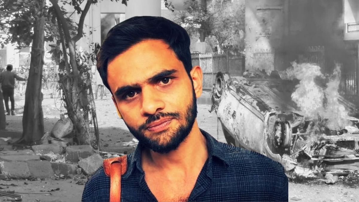 Police Claim Umar Khalid Said 'Have to Shed Blood', Lawyer Denies