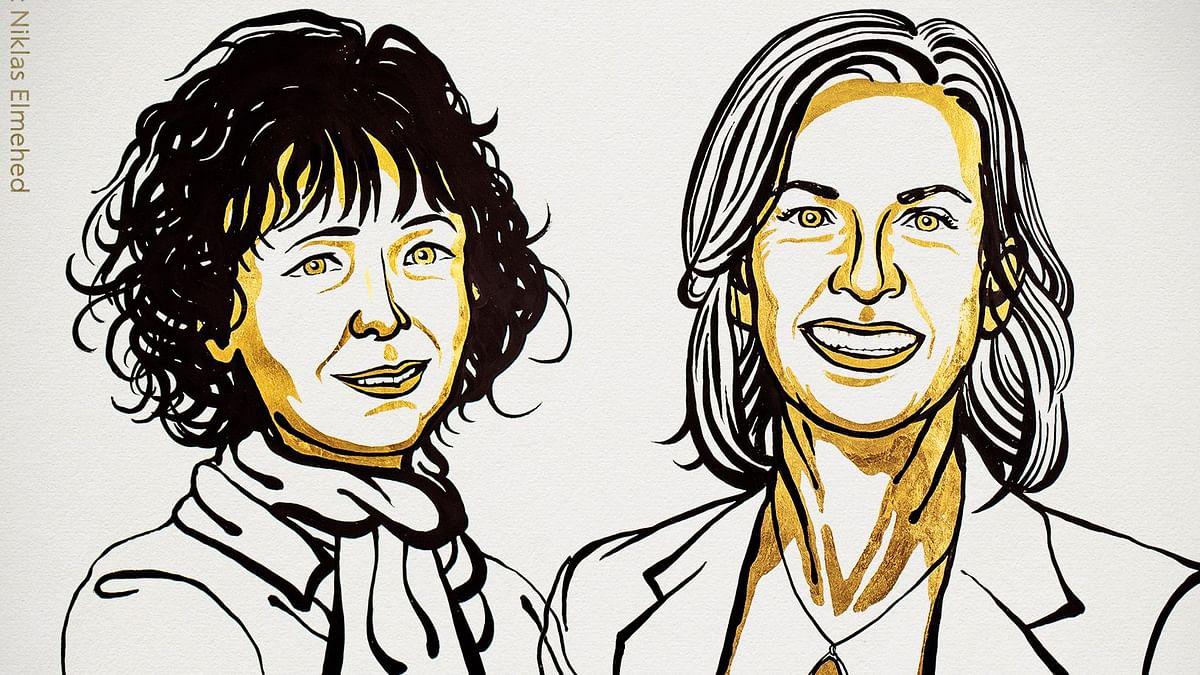 2 Win Chemistry Nobel Prize for Developing Genome Editing Method