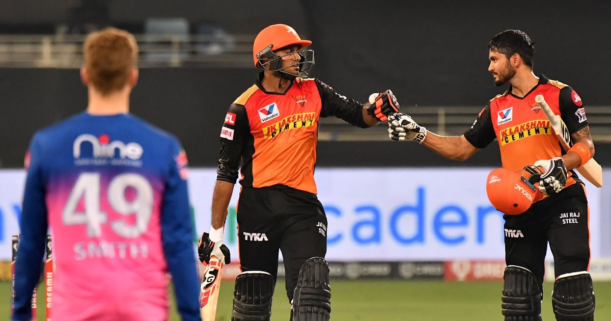 IPL Points Table: SRH Climb Two Spots to Fifth, RR Slip to Seventh