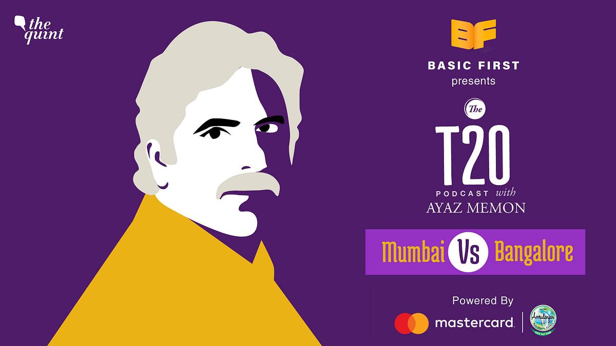 T20 Podcast With Ayaz Memon: Rohit-Less Mumbai Outplay  Bangalore