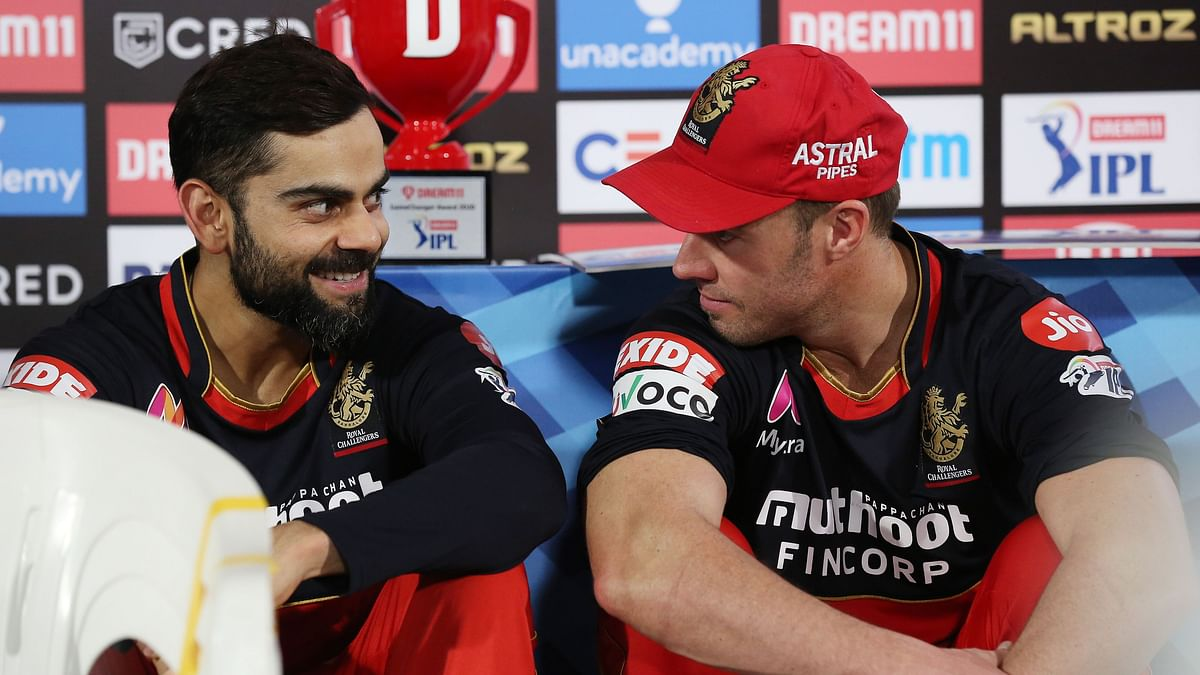 'I Surprised Myself With 73-Run Knock,' Says RCB's AB de Villiers