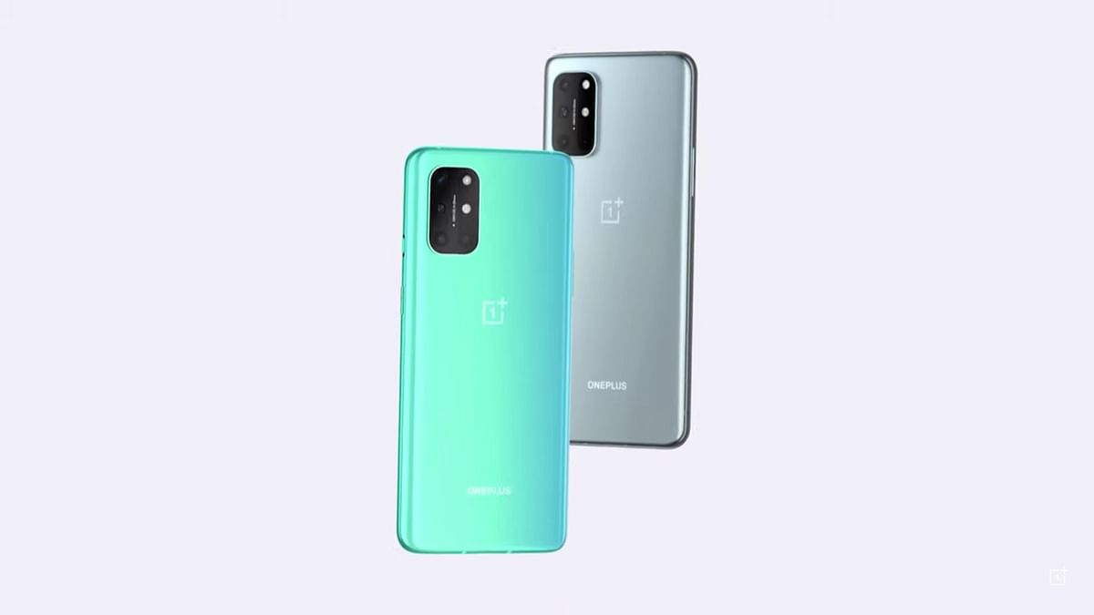 The OnePlus 8T comes with 65W fast charging technology.