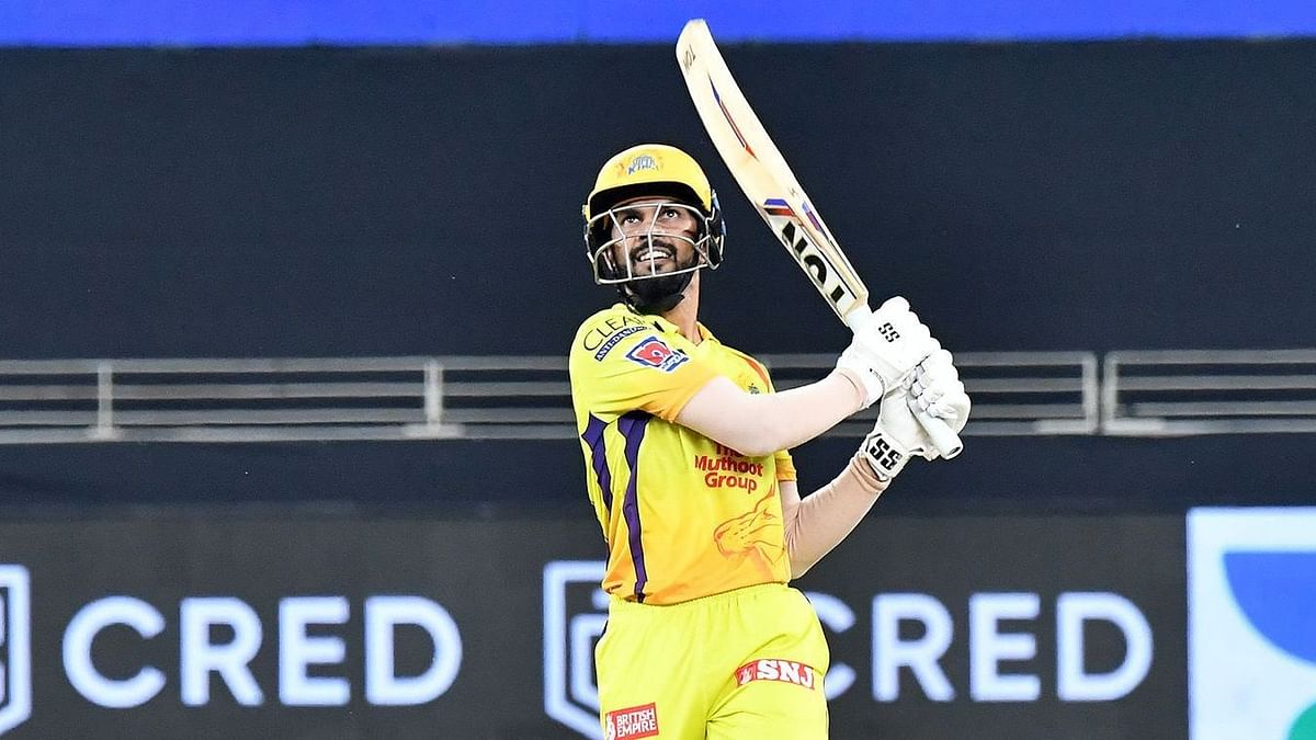 With scores of 65* and 73 in back-to-back games, Ruturaj Gaikwad has certainly staked his claims for one of CSK's future stars.