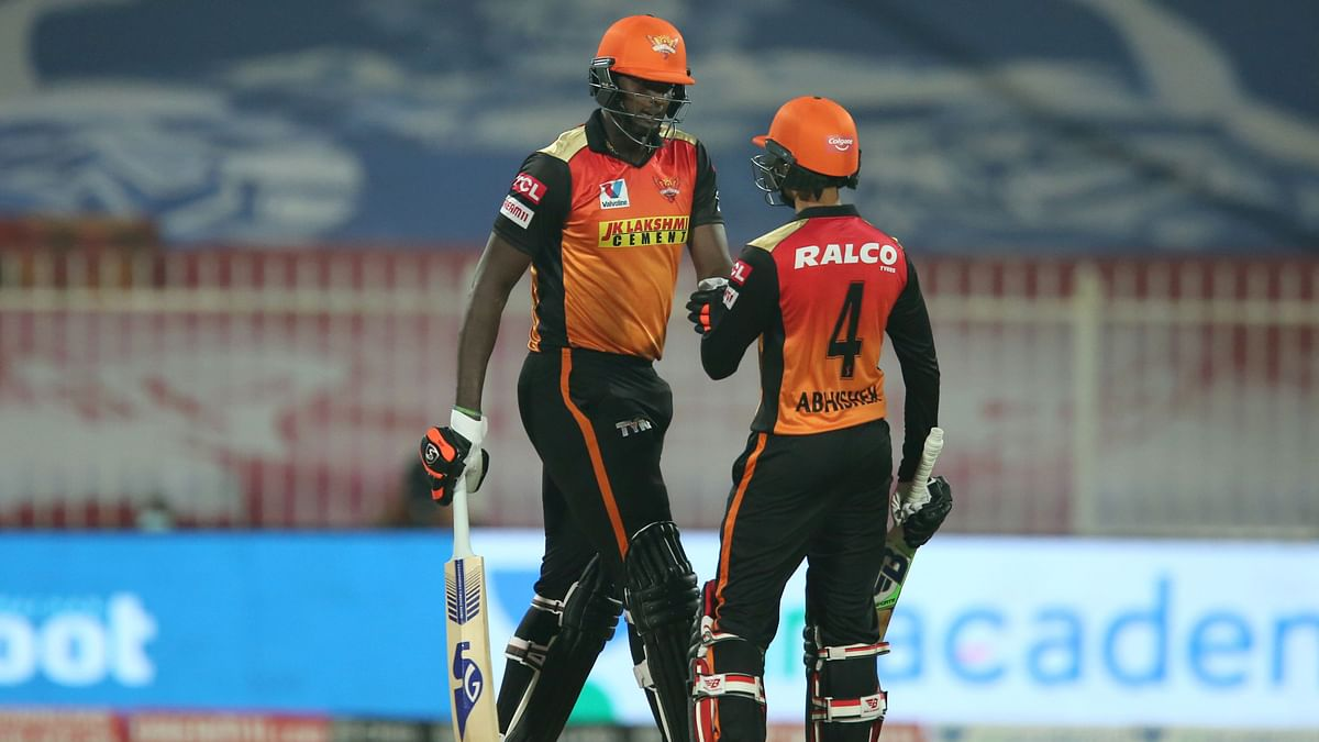 Sunrisers Hyderabad defeated RCB by 5 wickets to move to fourth spot.