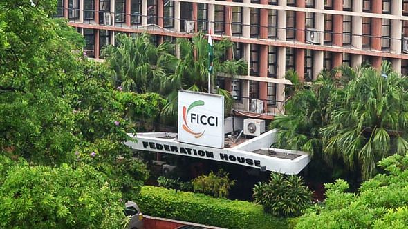 The Delhi government has imposed a fine of Rs 20 lakh on FICCI for violating dust control norms at a demolition site on Tansen Marg.