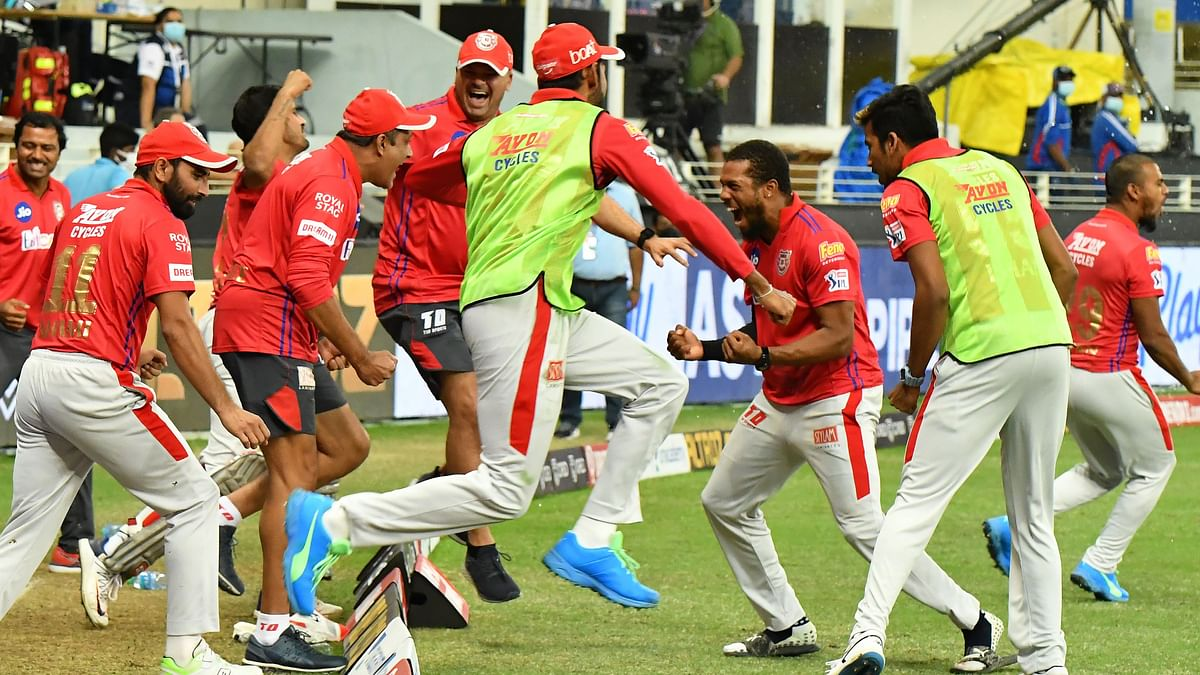 Kings XI Punjab defeated Mumbai Indians in a game that featured two Super Overs on Sunday, 18 October.