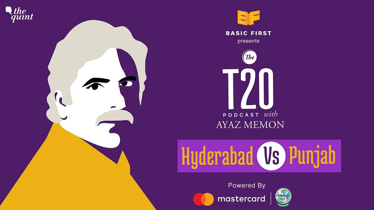 On episode 22 of The T20 Podcast, Ayaz Memon and I talk about the see-saw battle for victory between Punjab and Hyderabad on Thursday night in Dubai.
