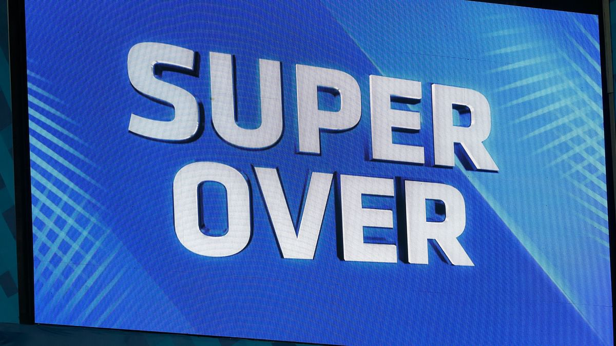 An unlimited number of Super Overs can be bowled until a winner is identified.