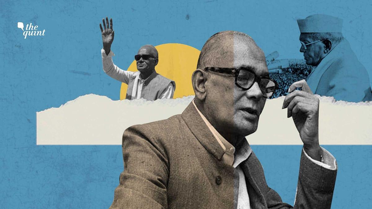'Lok Nayak' Jayaprakash: The Gandhian Who Stopped Indira