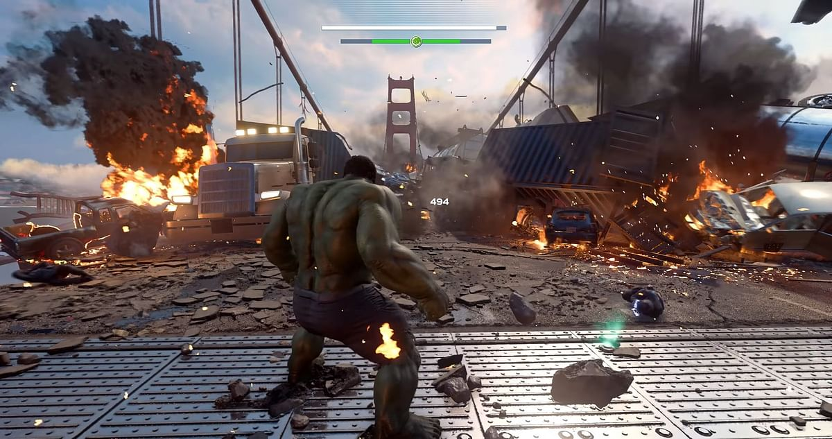 Marvel's Avengers PS4 Review: A Superhero Game That Lacks Punch
