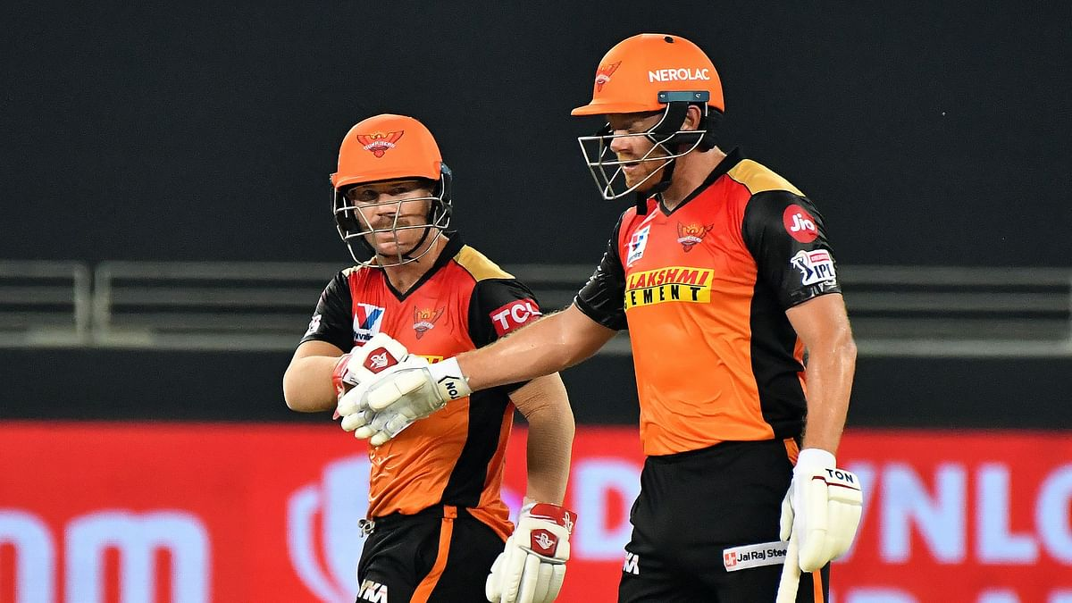 From 160/0 in 15 Overs, SRH Post 201/6 as KXIP's Youngsters Shine