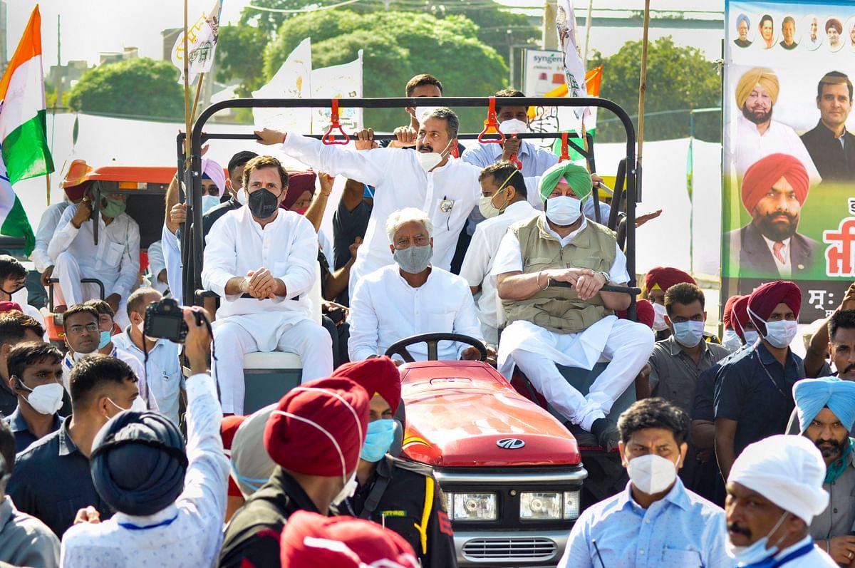 'Assault on Farmers Will Ruin Nation': Rahul On Farm Laws