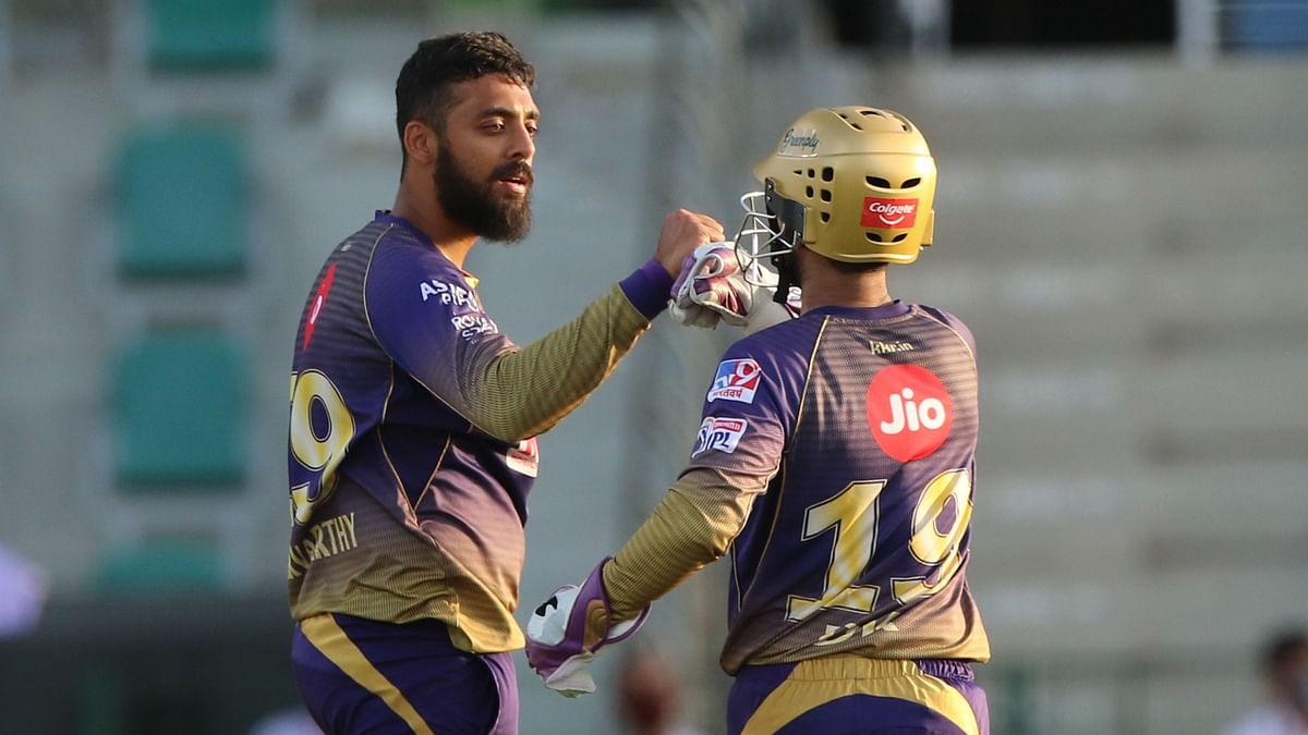 Varun Chakravarthy of Kolkata Knight Riders has been included in India's T20 team for the tour to Australia.