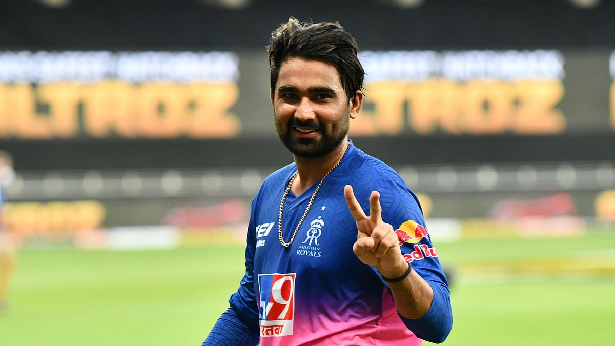 Rajasthan Royals (RR) captain Steve Smith was all praise for Rahul Tewatia after the all-rounder pulled off another rescue act for the team with the bat.