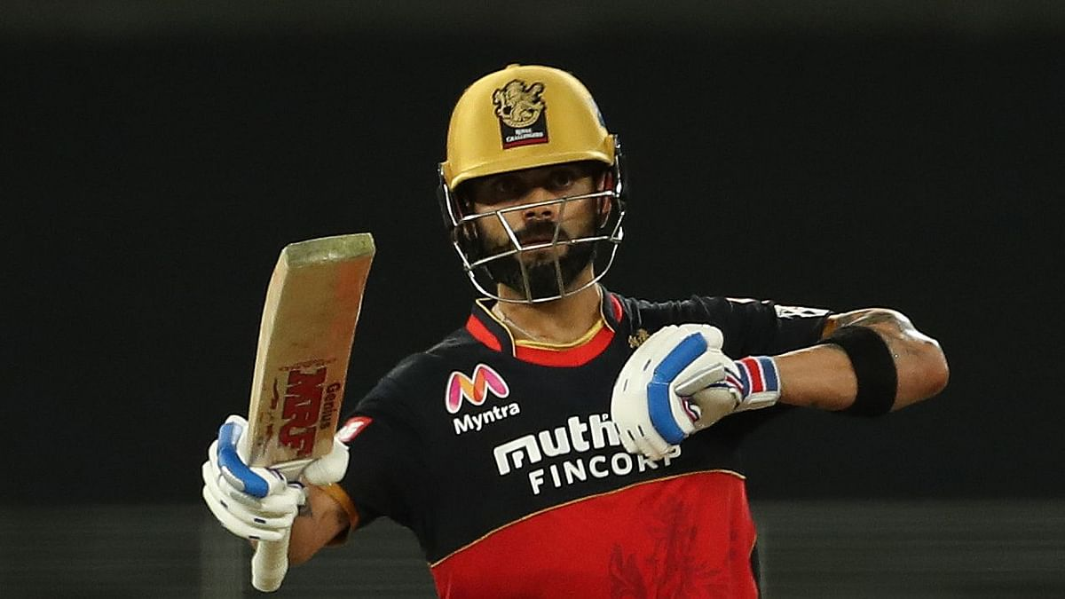 Royal Challengers Bangalore (RCB) captain on Saturday completed 6,000 runs for his team.