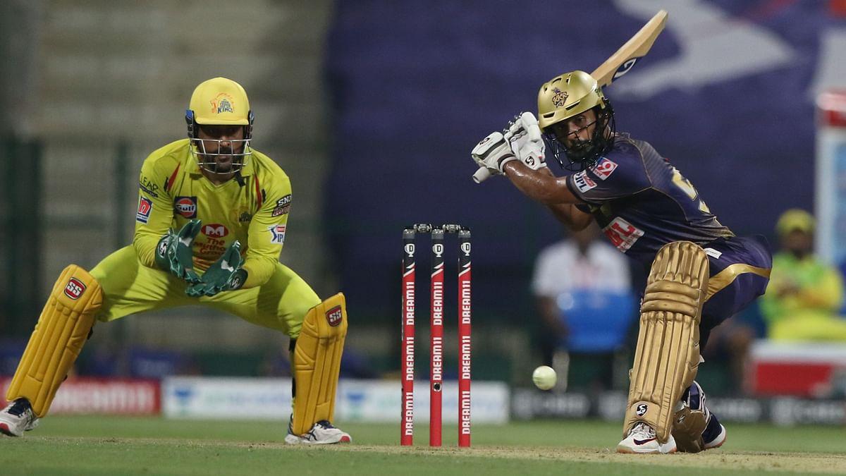 IPL 2020: Rahul Tripathi Shines as KKR Sets Target of 168 For CSK