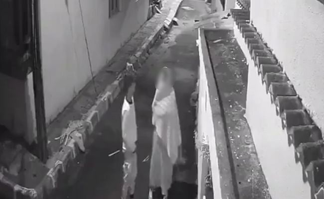 CCTV Footage Shows Man Sexually Assaulting Woman in Bengaluru
