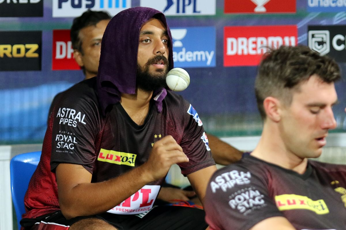 Varun Chakravarthy is, through his performance, proving he is worth the Rs 4 crore that KKR have shelled out on him.